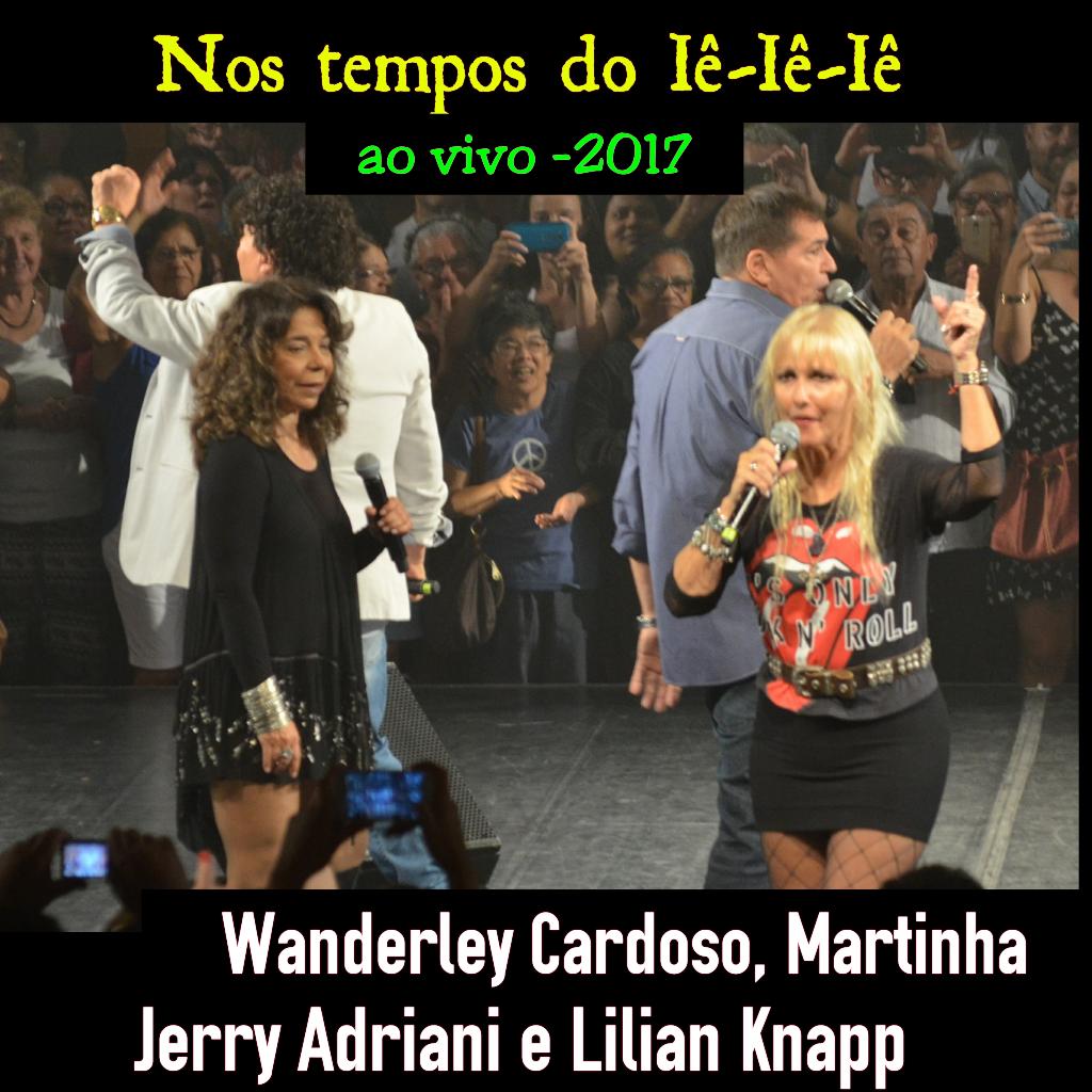Nos Tempos do Iê-Iê-Iê (Ao vivo - 2017)