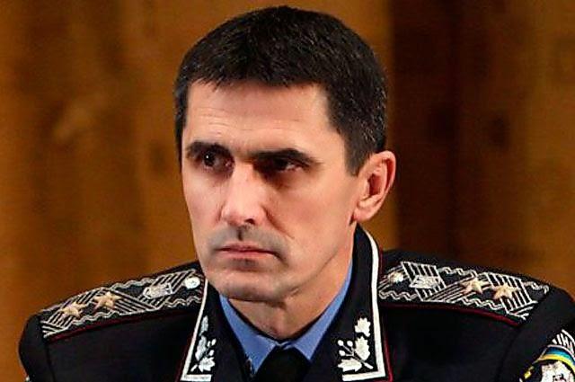 Attorney General Vitaly Yarema