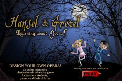 Una ópera para disfrutar jugando