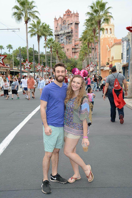 first visit at Hollywood Studios