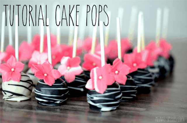 melina 39 s s es leben tutorial cake pops wie fange ich an. Black Bedroom Furniture Sets. Home Design Ideas