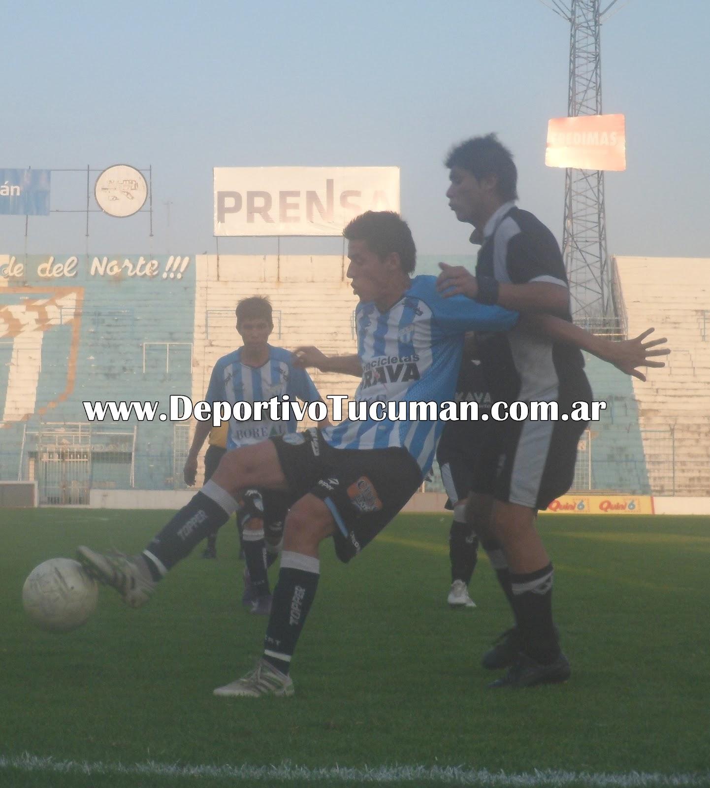 Deportivo Tucumán: 16-sep-2012