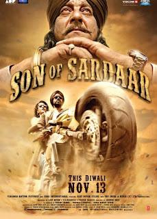 Son of Sardaar (2012) Türkçe izle