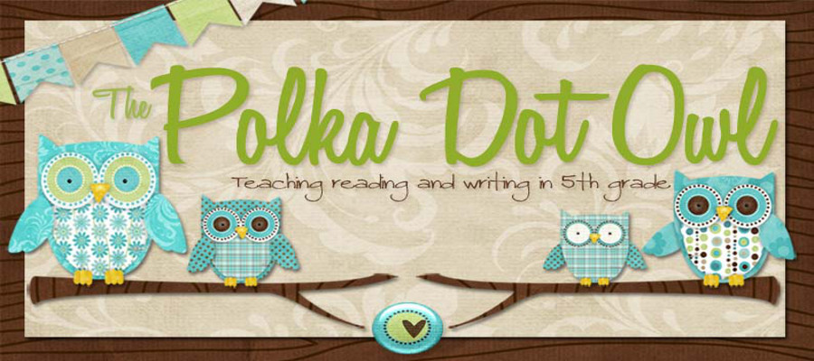 The Polka Dot Owl Blog