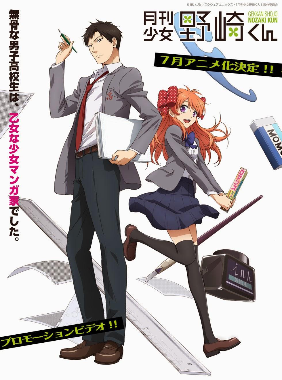 Gekkan Shoujo Nozaki-kun Special 01 PL HD