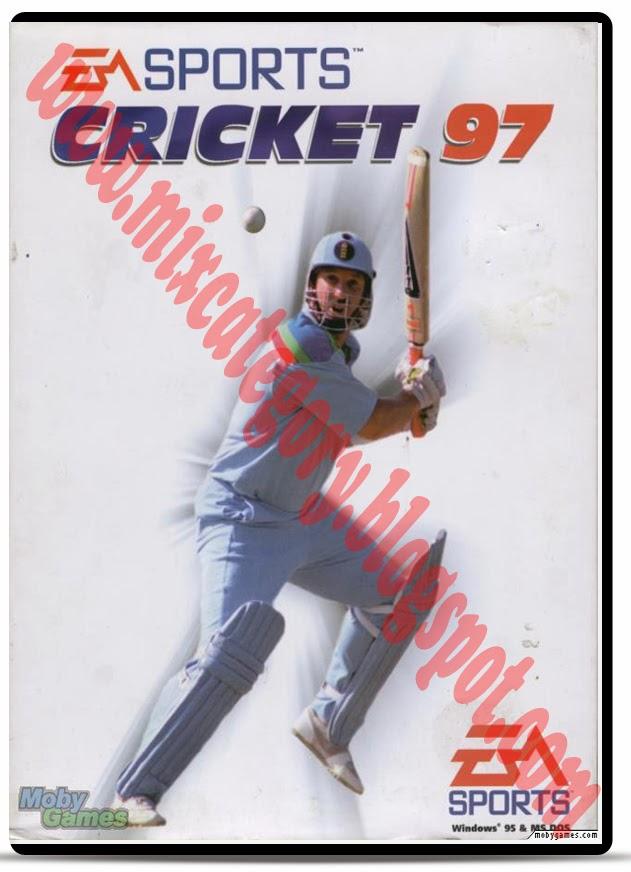 Download Cricket 97 - My Abandonware