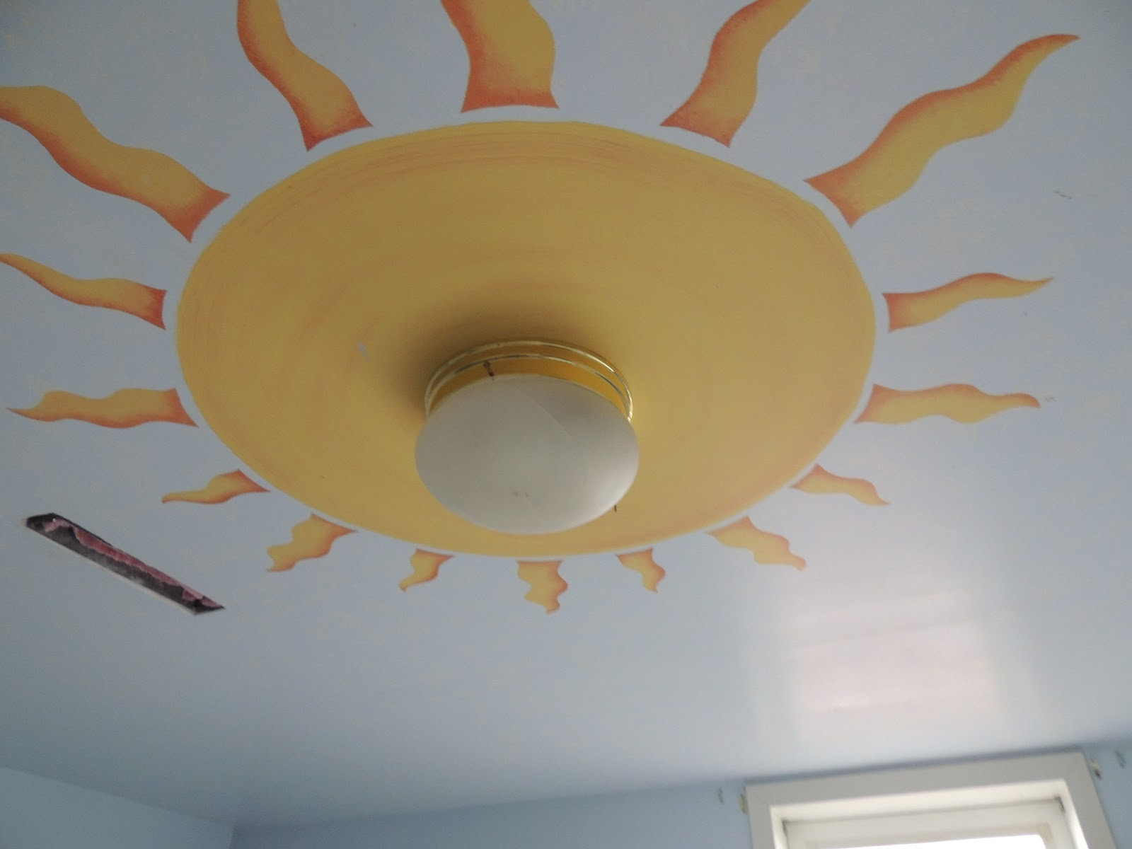 Thrifty Parsonage Living: PAINTING, PAINTING AND MORE PAINTING