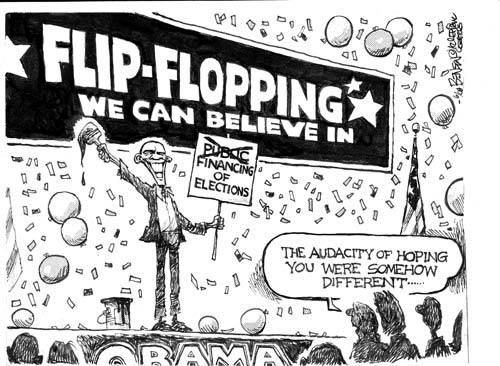 flip floppin democrats