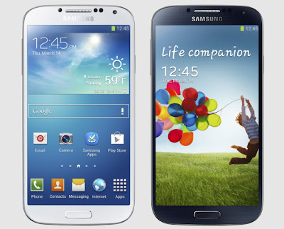 fitur unggulan Galaxy S4 terbaru, spek dan review hp galaxy s4