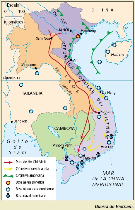 Conflicto En Vietnam