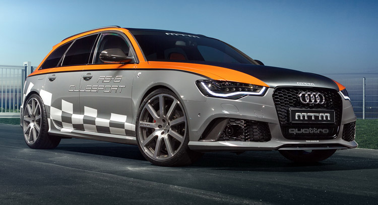 New audi rs6 avant clubsport by mtm has 760ps for Bp motor club reviews