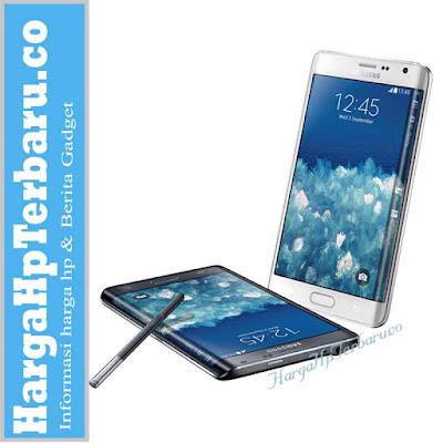 Spesifikasi Lengkap Galaxy Note 5 & S6 Edge Plus