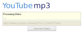 proses merubah video yutube menjadi musik mp3