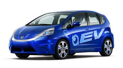 New Honda EV Prototypes to be revealed at Geneva