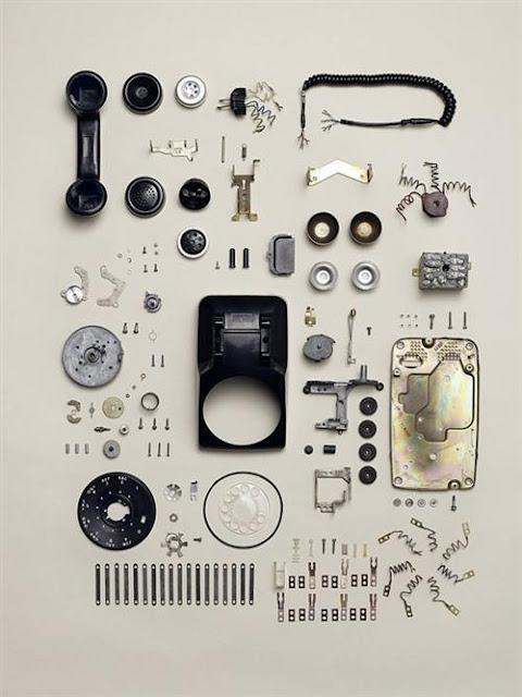 telefono desmontado partes