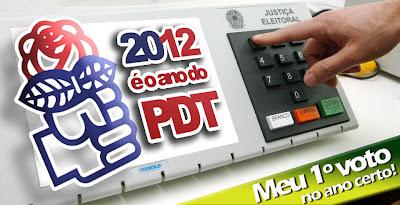 JS PDT 2012 ano melhor partido juventude ética