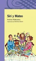 SIRI Y MATEO--ANDREA MATURANA