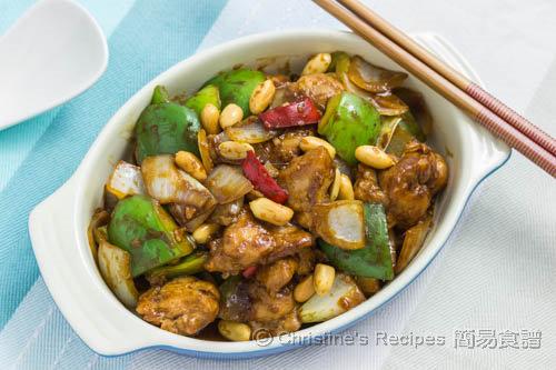 Stir Fried Chicken with Sweet Bean Sauce03