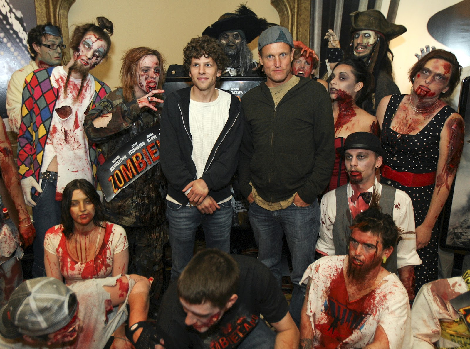 Alice In Zombieland Cast
