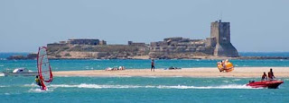 playa para niños