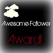 My Follower Award!!!