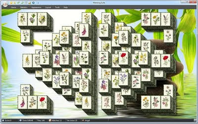 Download Game MahJong Suite 2011