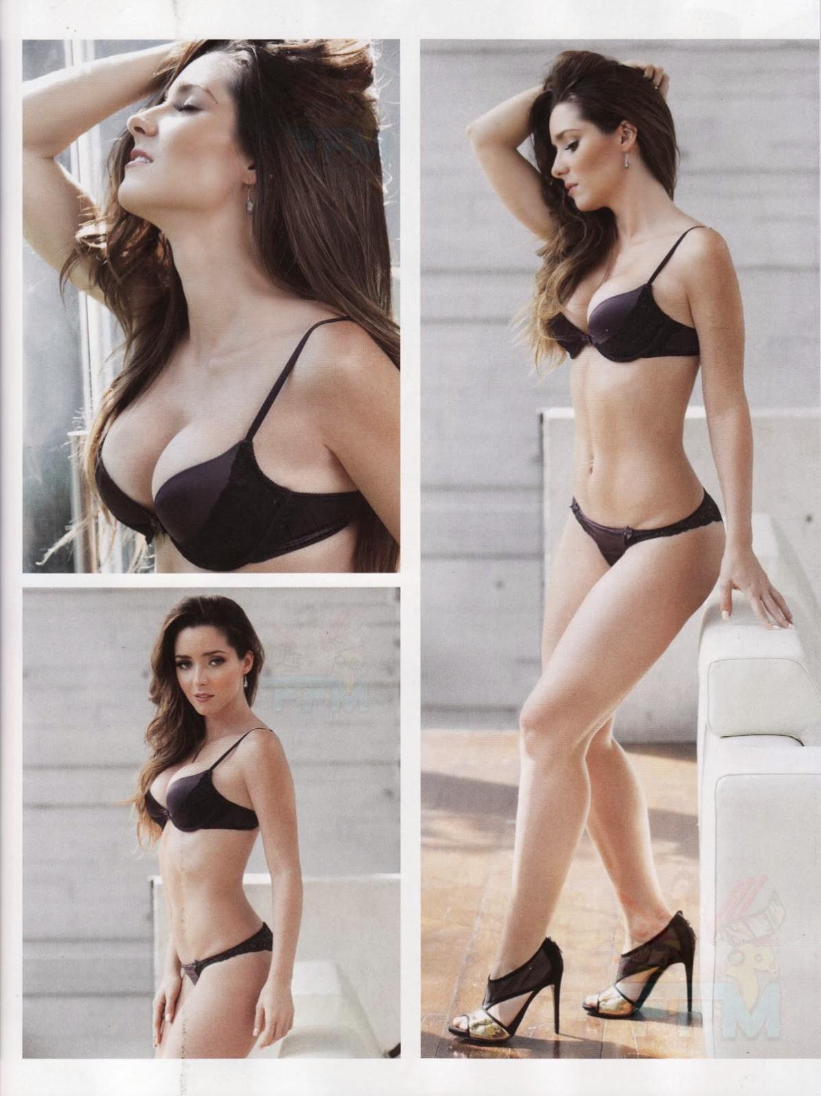 Farandula Digital ├: Ariadne Diaz – H Para Hombres Magazine ...