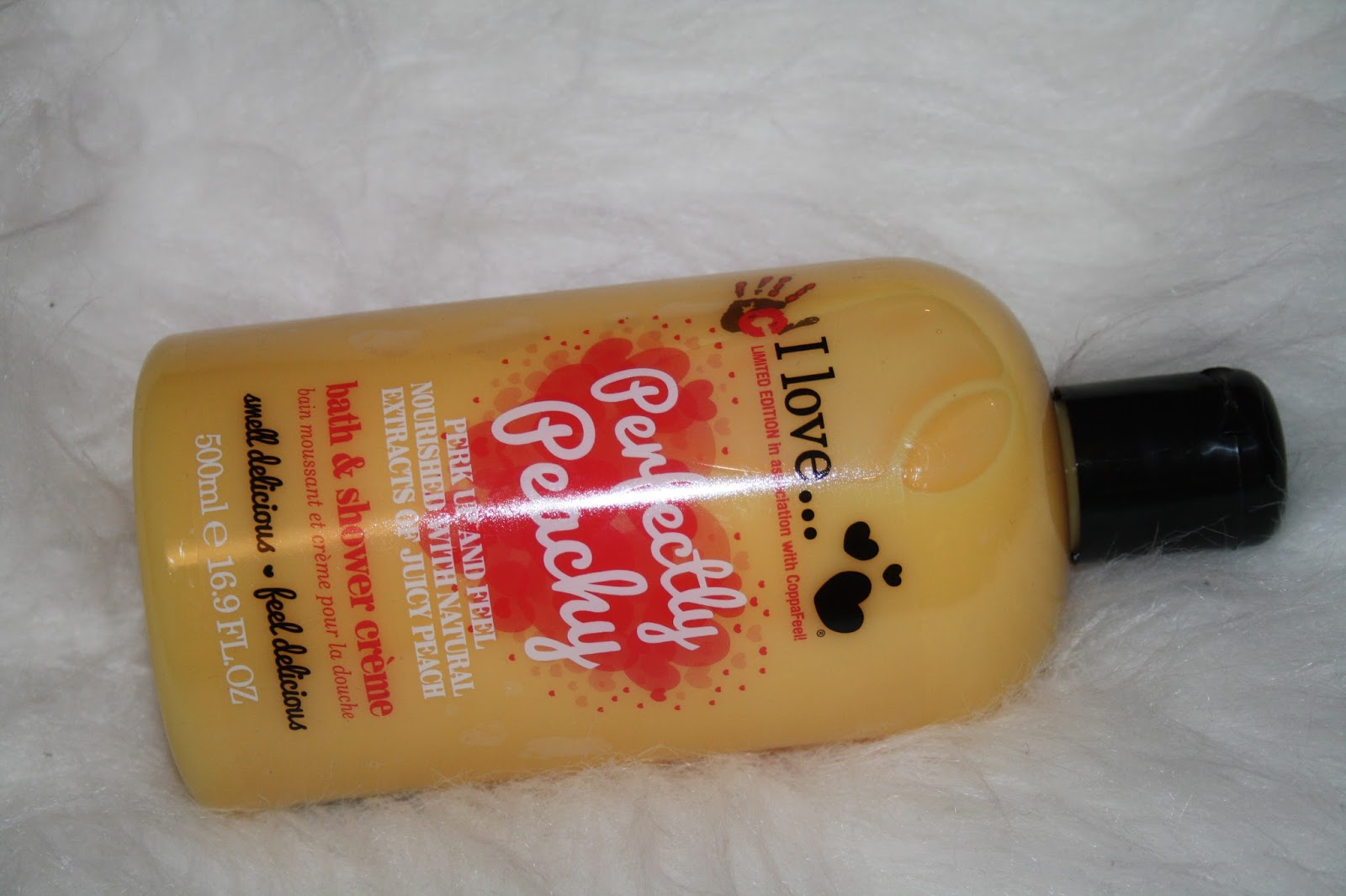 I Love - Perfectly Peachy Bath & Shower Créme
