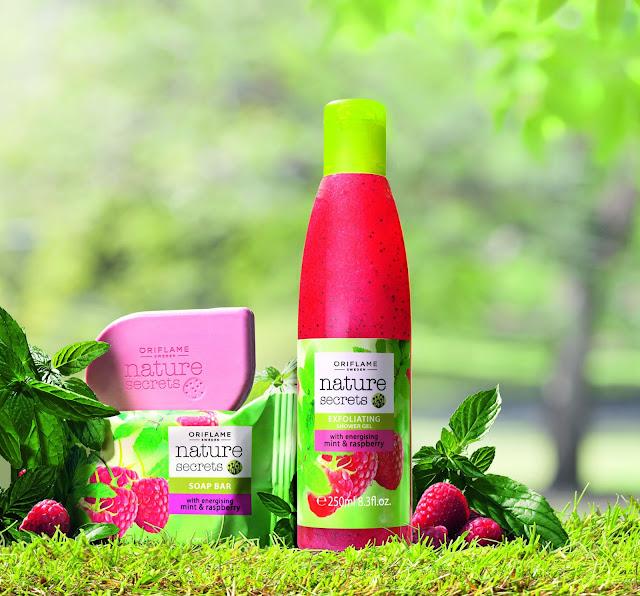 Oriflame Nature Secrets Shampoo Review