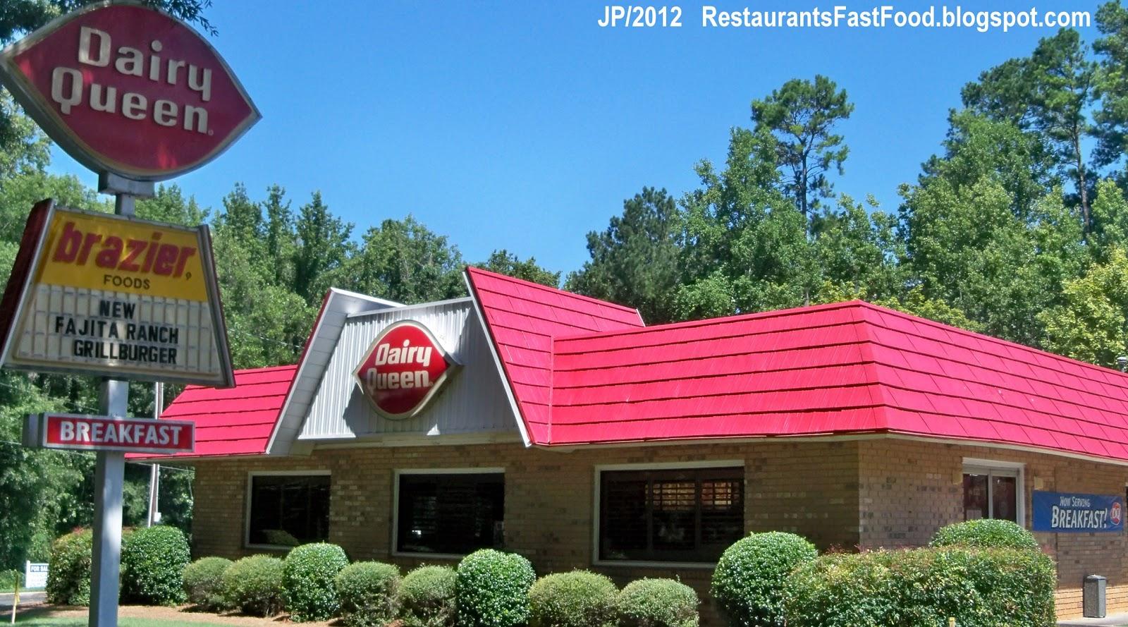 Jasper Ga Fast Food Restaurants