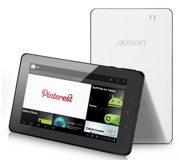 lovely buy aoson m71g 3g built in tablet pc gsm bluetooth android 4 0 1gb ram 7 inch capacitive hdmi May 20