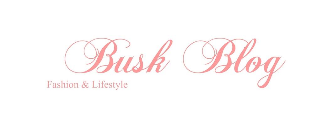 Busk Blog