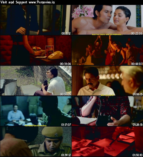 Main Aur Charles 2015 Hindi 480p WEB HDRip 350mb
