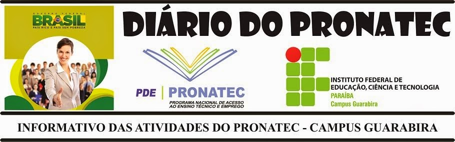 PRONATEC CAMPUS GUARABIRA