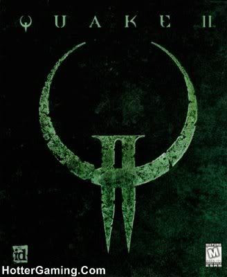 Free Download QUAKE 2 Pc Game Cover Photo