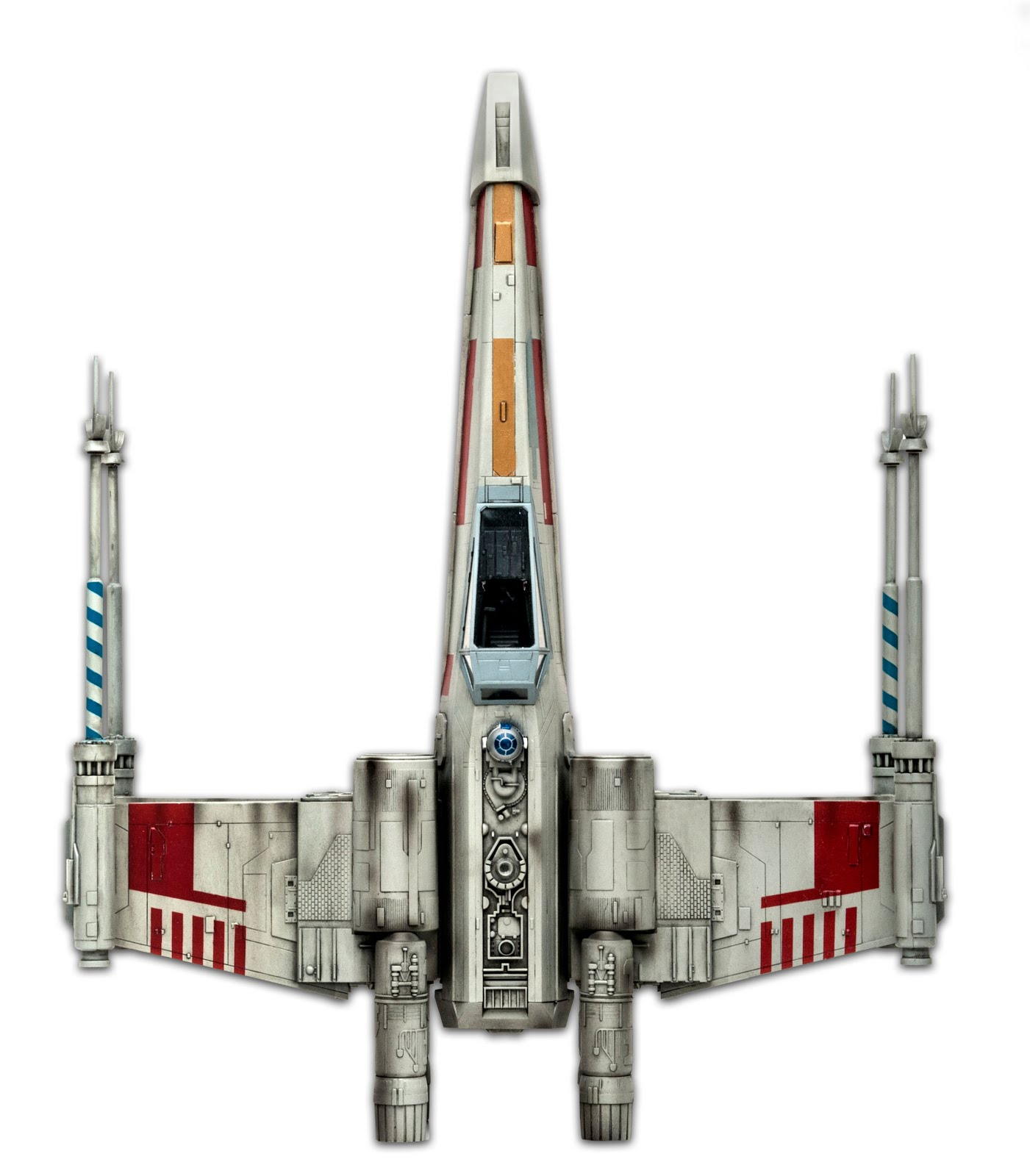 Theswca blog exclusive first look at revell 39 s master series of models