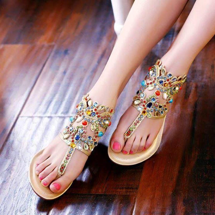 Latest Sandals Designs
