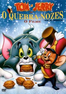 Tom e Jerry em O Quebra Nozes : O Filme Dublado