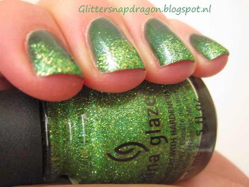 China Glaze This Is Tree-mendous