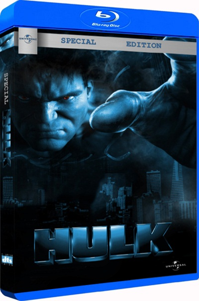 The Hulk (2003) H264 1080p BRRip AC3 PapaFatHead