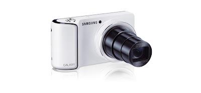 Samsung Galaxy Camera Wi-Fi Only White