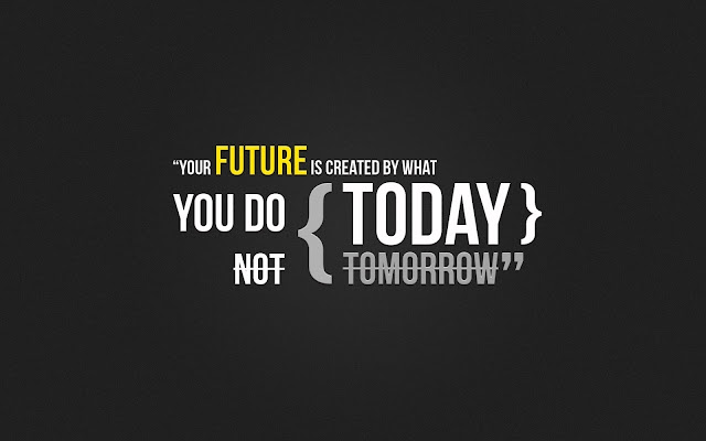 Productivity and future quote