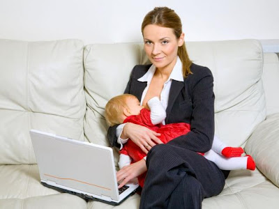 imagen mujer+madre e hijo