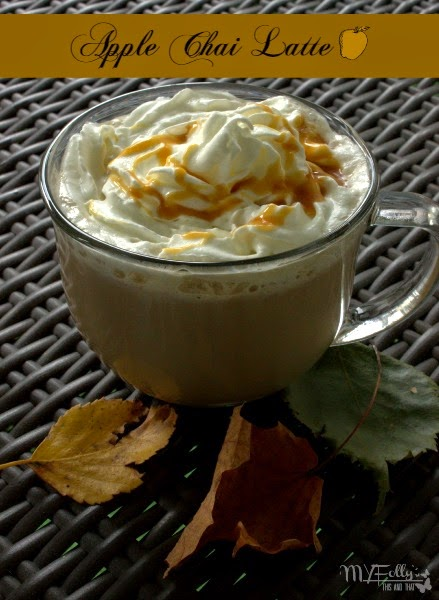Apple Chai Latte/ This and That #apple #chai #latte