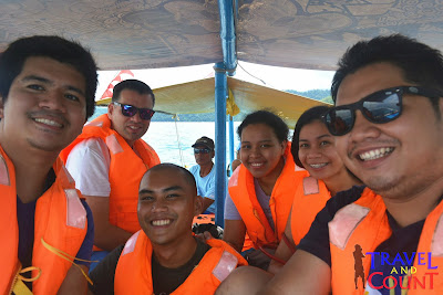 Boat Ride to Underground River