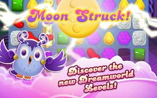 Candy Crush Saga v1.61.04 (3 Mods) Apk