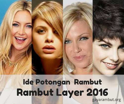 ide potongan model rambut layer 2016_6247980