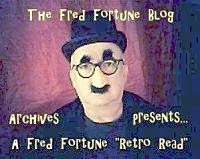 Fred Fortune Past Tense