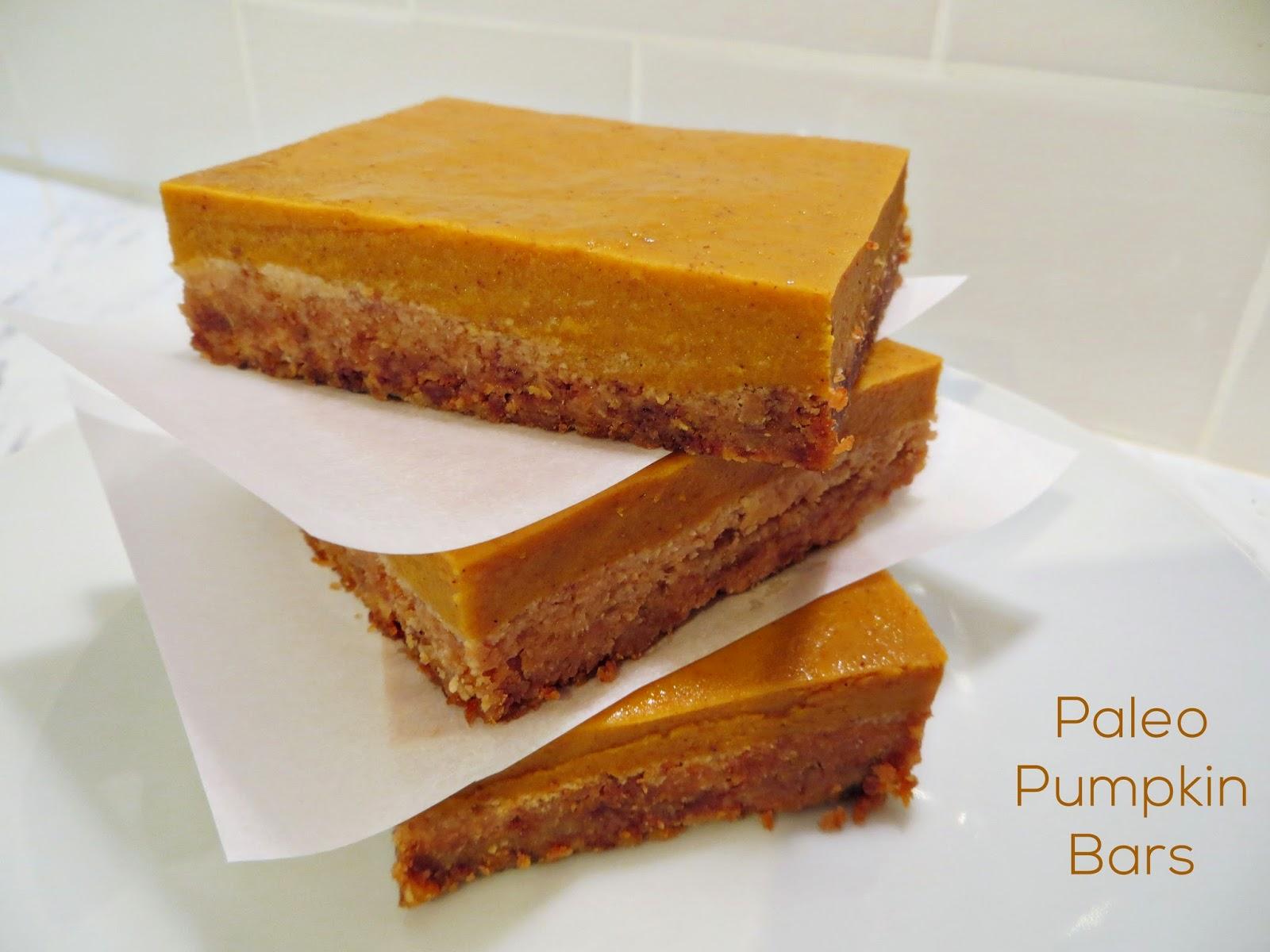 paleo pumpkin bars serious paleo pumpkin bars recipe pumpkin pie bars ...
