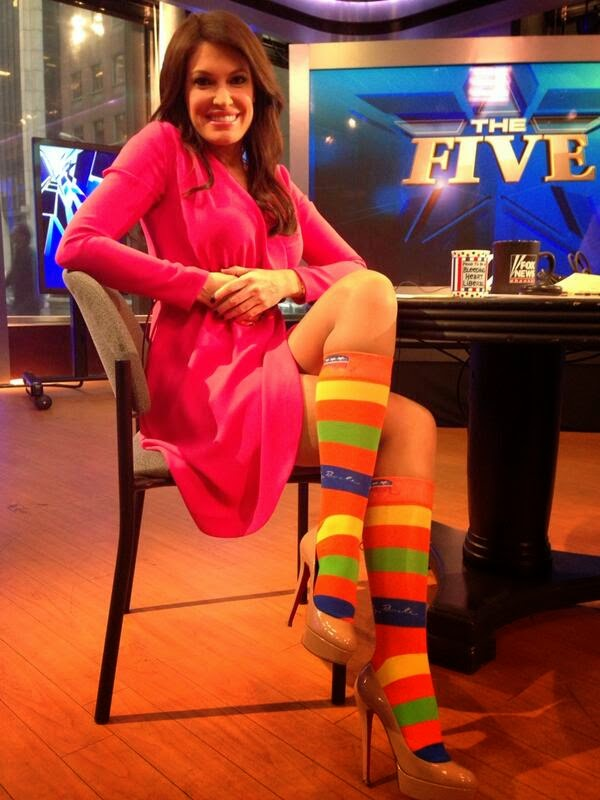 Kimberly Guilfoyle Socks